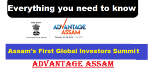 Advantage Assam - Assam's First Global Investors Summit 2018 - Benefits, Key points