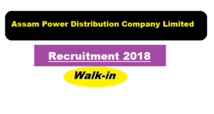 APDCL Recruitment 2018 August | Technical Assistant (Electrical) Posts [Walk-In] - assamcareer, sarkari sakori , job news in assam , free job alerts